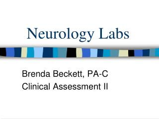 Neurology Labs