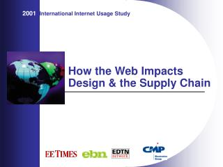How the Web Impacts Design & the Supply Chain