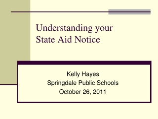 Information for School Year 2011-2012