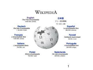 Wikipedia as a teaching tool