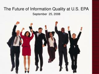 The Future of Information Quality at U.S. EPA