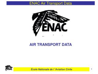 ENAC Air Transport Data