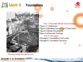 Unit 3 Foundations