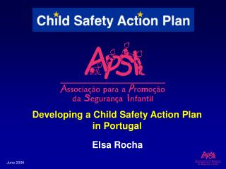 Developing a Child Safety Action Plan in Portugal