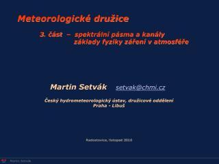 Martin Setvák
