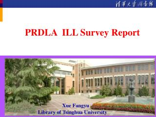 PRDLA ILL Survey Report