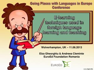 Going Places with Languages in Europe Conference