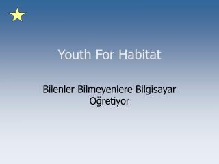 Youth For Habitat