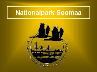 Nationalpark Soomaa