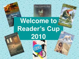 Welcome to  Reader's Cup 2010