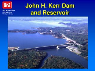 John H. Kerr Dam and Reservoir