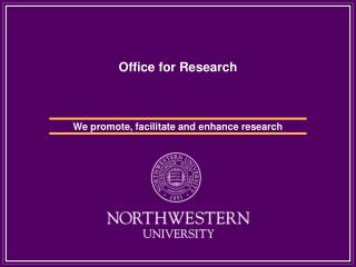 Office for Research