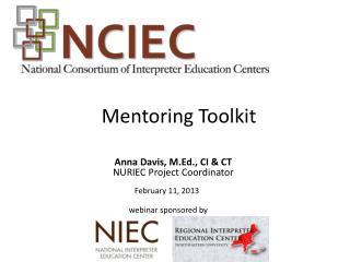Mentoring Toolkit