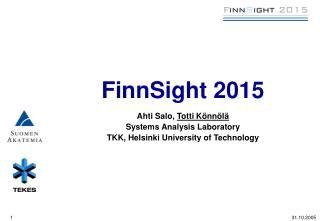FinnSight 2015