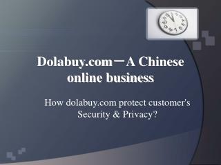 dolabuy.com's Privacy policy