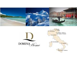 Domina Home Hotels Offical Presentation