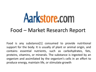 Grocery Stores Industry