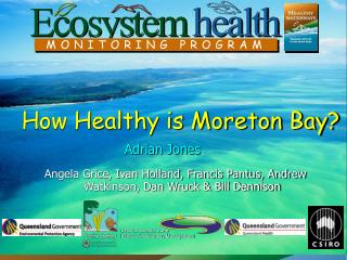 How Healthy is Moreton Bay?