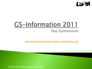 GS-Information 2011