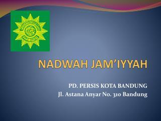 NADWAH JAM'IYYAH