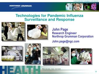 Technologies for Pandemic Influenza Surveillance and Response