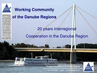 Working Community of the Danube Regions