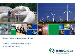TransCanada Business Model