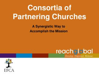 Consortia of Partnering Churches