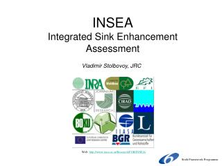 INSEA Integrated Sink Enhancement Assessment