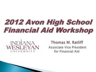 Keys Questions about Financial Aid