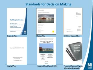 Standards for Decision Making