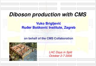 Diboson production with CMS