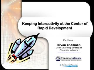 Keeping Interactivity at the Center of Rapid Development