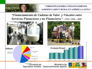 """ CRISIS FINANCIERA Y FINANCIAMIENTO AGROPECUARIO Y RURAL EN AMÉRICA LATINA"""