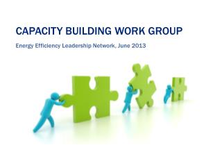 CAPACITY BUILDING WORK GROUP