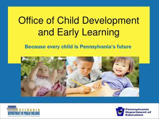 Office of Child Development and Early Learning
