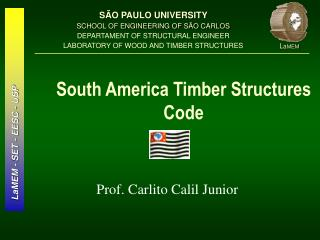 South America Timber Structures Code