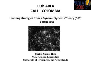 11th ABLA  CALI – COLOMBIA