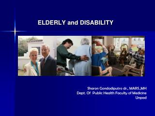 ELDERLY  and  DISABILITY