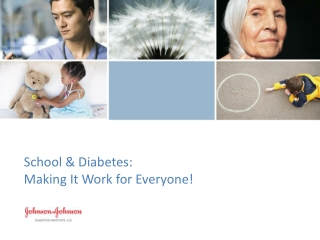 Safe at School with Diabetes
