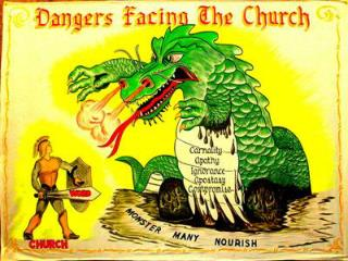 Dangers Facing The Church