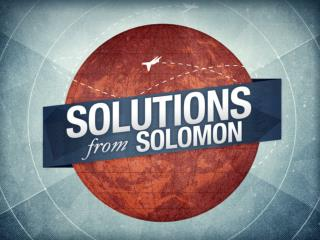 Solutions from Solomon