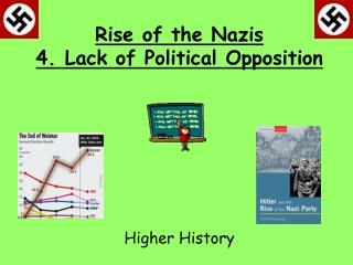 Rise of the Nazis 4. Lack of Political Opposition