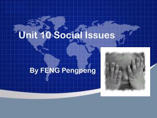 Unit 10 Social Issues