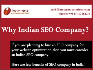 SEO India-SEO company India-SEO outsourcing
