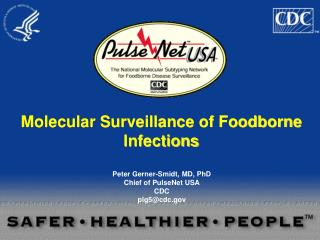 Molecular Surveillance of Foodborne Infections