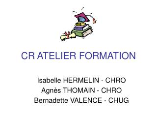 CR ATELIER FORMATION