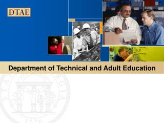 Department of Technical and Adult Education