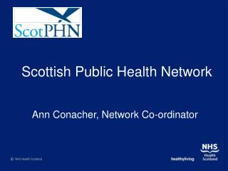 Scottish Public Health Network