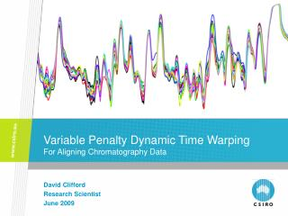 Variable Penalty Dynamic Time Warping For Aligning Chromatography Data
